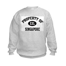 Property of Singapore Sweatshirt
