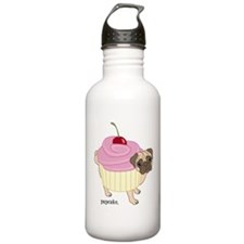 Pupcake Water Bottle