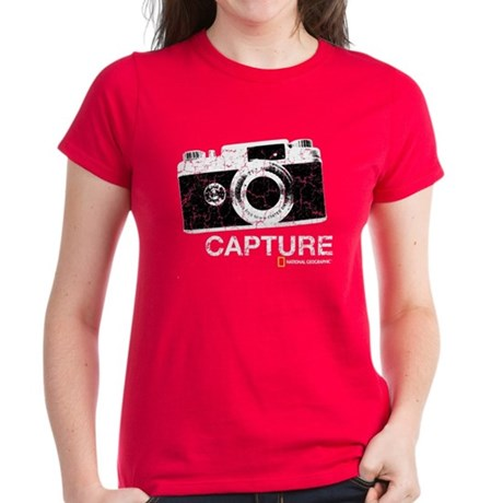 Capture Women's Dark T-Shirt