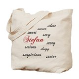 S...is for Stefan Tote Bag