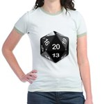 d20 Jr. Ringer T-Shirt