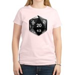d20 Women's Light T-Shirt