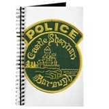 Castle Shannon Borough Police Journal