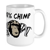 98% Chimp Coffee Mug