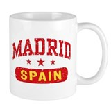 Madrid Spain Small Mug