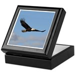 Blue Sky Keepsake Box