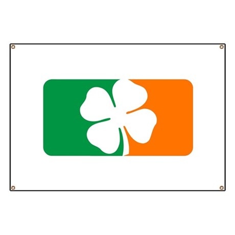 Major League Irish Banner