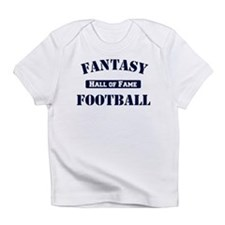 Fantasy Football Hall of Fame Infant T-Shirt