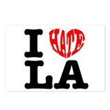 I Hate LA Postcards (Package of 8)
