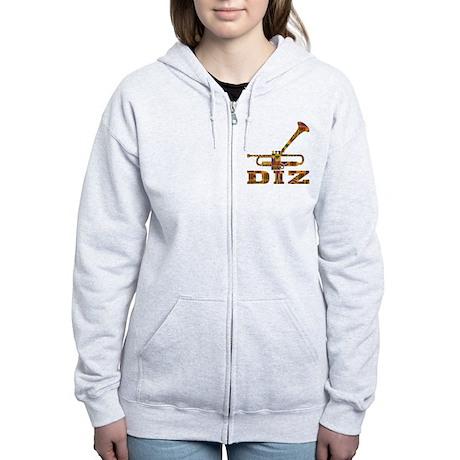 DIZ Women's Zip Hoodie
