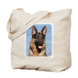 German Shepherd Dog 9Y554D-150 Tote Bag