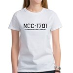 NCC-1701 (worn) Women's T-Shirt