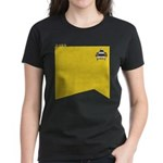 TNG Operations Uniform (Capt) Women's Dark T-Shirt
