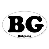 Decal - BG Bulgaria