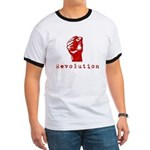 Communist Revolution Fist Ringer T