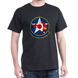 81st Training Support Black T-Shirt
