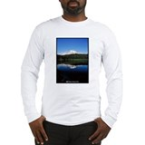 Mount Rainier National Park Long Sleeve T-Shirt
