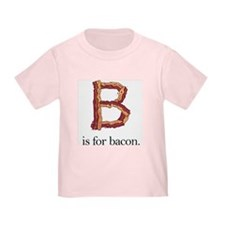B is for bacon (T)