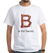 B is for bacon (Adult Shirt)