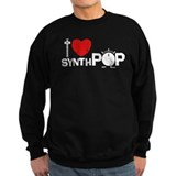 I Love Synthpop Sweatshirt