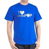 I Love Synthpop  T-Shirt