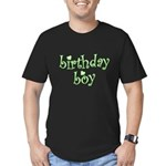 St. Patricks Day Birthday Boy Men's Fitted T-Shirt