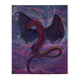 Cute Artwork Throw Blanket