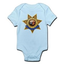 California DMV Investigator Infant Bodysuit