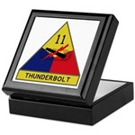 Thunderbolt Keepsake Box