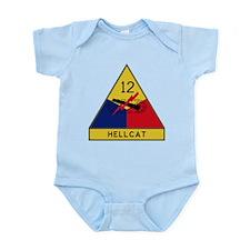 Hellcat Infant Bodysuit