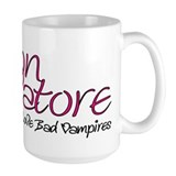 Bad Vampire Coffee Mug