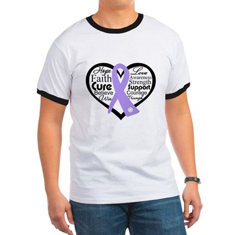 General Cancer Heart Ringer T