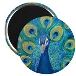 peacock_ipad Magnets