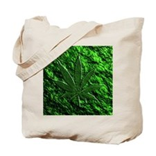 Pot Leaf Tote Bag