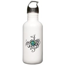 Earthly Images Logo Water Bottle