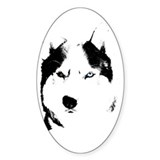 Husky Gifts Decal