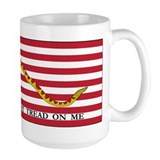USA Naval Jack Ceramic Mugs