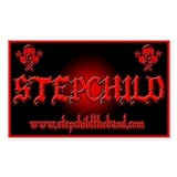Stepchild music Decal