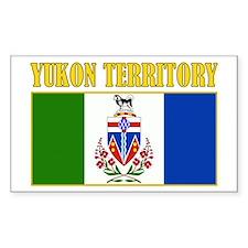 Yukon Territory Decal