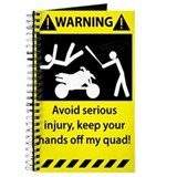 Quad Warning Journal