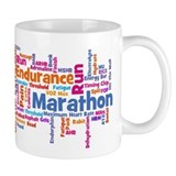 Runner Jargon Small Mug