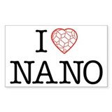 I heart Nano Decal