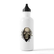 Cute Skateboard mom Water Bottle