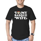 I Love My Basque Wife T