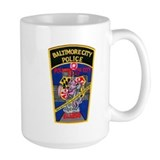 Baltimore City Police Coffee Mug