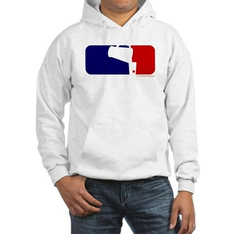 Beer Pong League Logo Hooded Sweatshirt