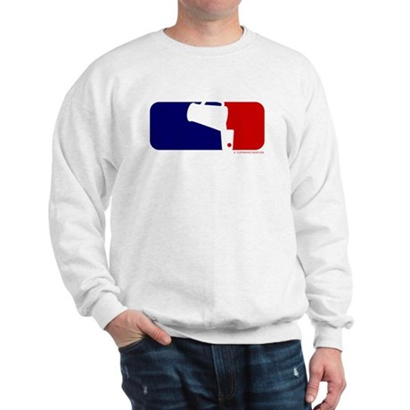 Beer Pong League Logo Sweatshirt