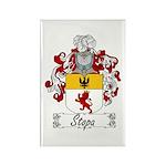 Stopa Family Crest Rectangle Magnet (10 pack)