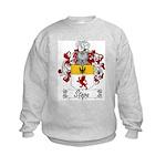 Stopa Family Crest Kids Sweatshirt