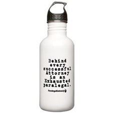 Behind Every Successful Attor Water Bottle